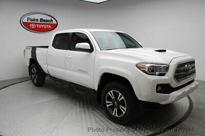 2017 Toyota Tacoma TRD Sport Double Cab 6' Bed V6 4x4 Automatic