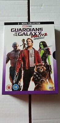 Guardians Of The Galaxy 1 & 2 Collection Box Set