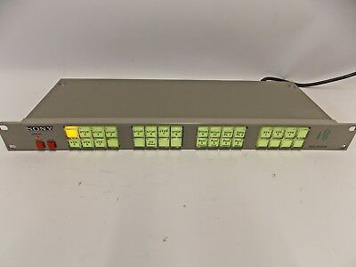 Sony BKS R3209  Universal Control Unit Remote Panel                     jh