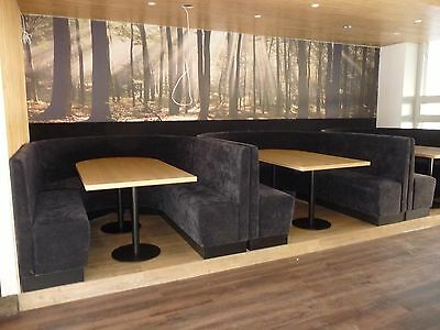 Booths, benches, Sofas, Chair, Table, Restaurant, Kitchen, barber Shop, Leather,