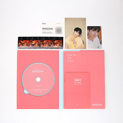 [BTS]6th mini Album-MAP OF THE SOUL:PERSONA/Boy with Luv/Ver.3/Album+JUNGKOOK pc