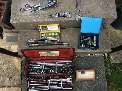 Old hand tools job lot Relisted Due To Time Waster Not Collecting