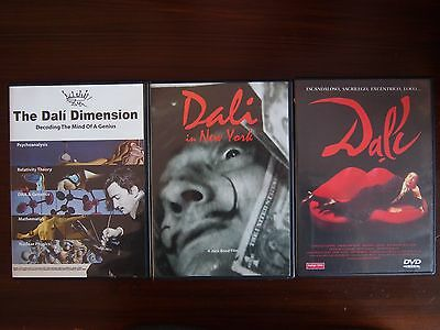 Dvd Salvador Dali -3 Cd Set