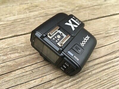 Godox X1T-C TTL HSS 1/8000s 2.4G Flash Trigger Transmitter For Canon Camera