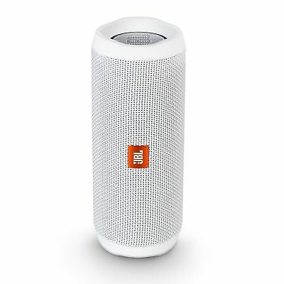 JBL Flip 4 White Flip4 Bluetooth Speaker
