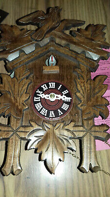 A Quarter Hour Cuckoo Clock - Made In Germany
