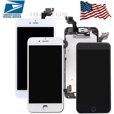 OEM iPhone 6 6S Plus LCD Complete Touch Screen Digitizer Replacement+Home Button