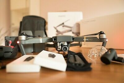 DJI Mavic Pro Fly More Combo 4K Ultra HD Kamera Drohne