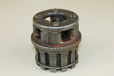 Ridgid 1/2 Pipe Threader Die Head 111R (Loc:HY10)