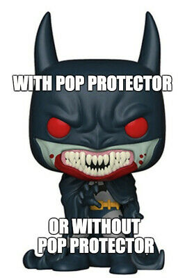 Funko Pop Batman Red Rain (1991) *Pre-Order* With Pop Protector or Without