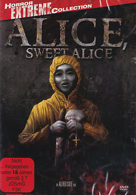 Alice, Sweet Alice - Horror Extreme Collection - DVD - mit Brooke Shields *NEU*