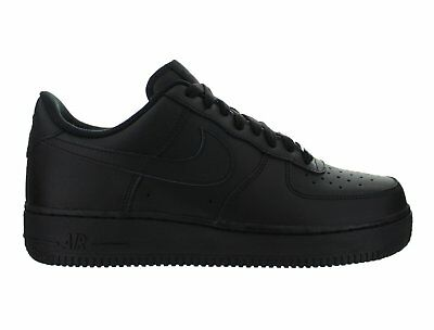 low priced 2e710 7e702 Mens Nike Air Force 1 Low  07 Black 315122-001