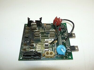 Nordson 288012C Power Supply Module Brunt Board Untested AS-IS