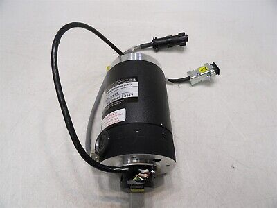 ElectroCraft DEK S663-1A/8+1000LD+CONNS 323/443mm 43-0968 Motor Untested AS-IS