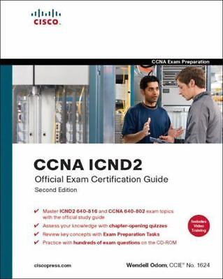 Exam Certification Guide: CCNA ICND2 Official Exam Certification Guide by Wendel