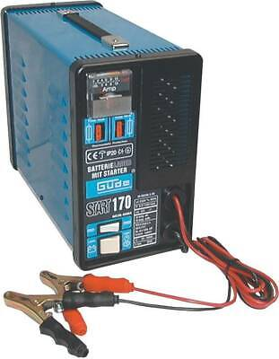Guede Start 170 85064 Caricatore 12 V 18 A Energia eMobility (iu6)