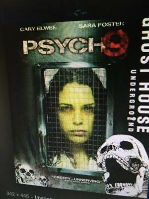 PSYCH 9 -  Used BLU-RAY Disc ONLY * PLEASE READ DESCRIPTION
