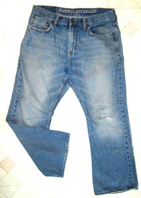 American Eagle Outfitters Mens Jeans Sz 30 x 30 Original Straight