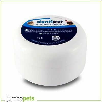 Dentipet Beef Toothpaste for Cats and Dogs