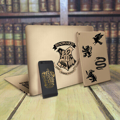 Harry Potter : GADGET DECALS from Paladone for tables, laptops and smartphones