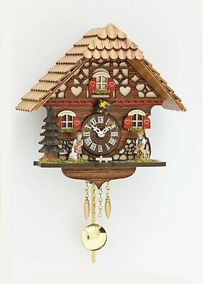 German Black Forest Cuckoo Clock Quartz movement, cuckoo