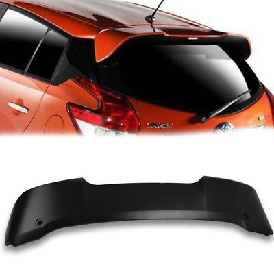 ABS Stock RS Type Rear Trunk Roof Spoiler For Honda FIT JAZZ hatchback 2014~16 ✪