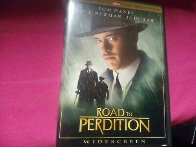 Road To Perdition Widescreen Dvd