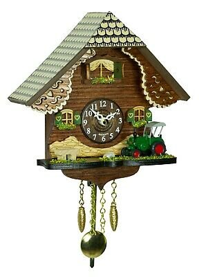 German Black Forest miniature pendulum Cuckoo Clock Quartz movement,cuckoo songs