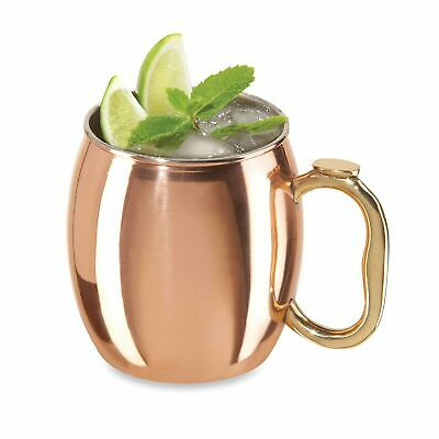 NEW OGGI  |  Moscow Mule Mug Copper Plated 600ml Oggi Botanex