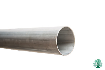 Stainless Steel Tubing Handrail 1.4509 round Tube VA Exhaust Posts Water