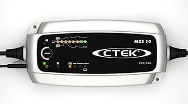 CTEK MXS10 Battery Charger 12V 10A 8 Step Automatic