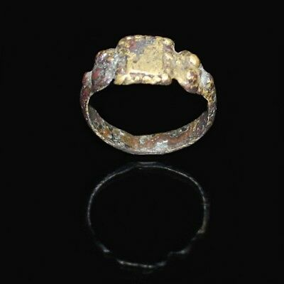 Beautiful medieval ring