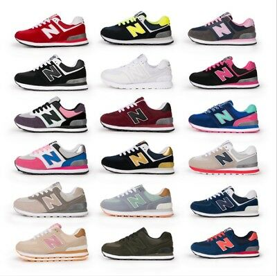 Sneakers Sneakers  Lace Running Shoes Leisure Gr.36-43 Hot