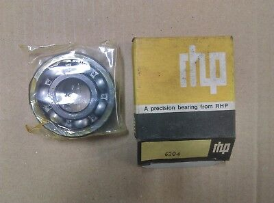 RHP Precision Bearing - 6304 - New Old Stock - Sealed and Boxed