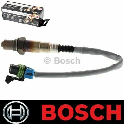 Bosch OE Oxygen Sensor Upstream for 2009-2010 CHEVROLET TRAVERSE V6-3.6L