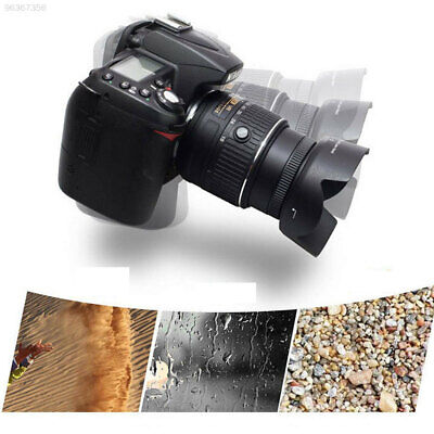 D1E0 Bayonet Lens Hood Lens Shade Shooting Replacement DSLR Lens Cover Durable
