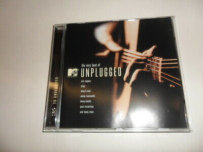 CD  Various  – The Very Best Of MTV Unplugged