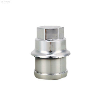 0061 Silver Wheel Hub Screw Cover Wheel Nut Cover Spare Tire Dust Cover