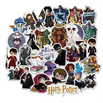 30x Harry Potter Cool Skateboard Stickers Bulk Pack Snowboard Vinyl Decor Decals