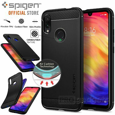 new style b067c 1896f MI A2 LITE/REDMI 6 Pro Case, Genuine SPIGEN Rugged Armor Soft Cover ...