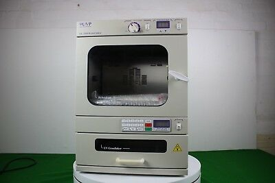 UVP Lab Products HL-2000 Hybrilinker Hybridization Oven UV Crosslinker