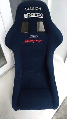 Sedile-Race Seat-Baquet Sparco Miki Biasion Ford Escort Cosworth 1994