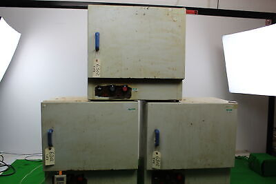 Job Lot of 3 x Genlab Model N53C Laboratory Heating Ovens