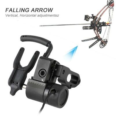 Right Handed Bow Drop Away Arrow Rest for Compound Bow Archery Hunting Shooting