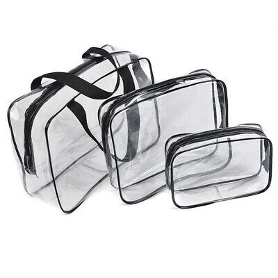 Professional Large Makeup Bag Cosmetic Case Storage Handle Organizer Travel