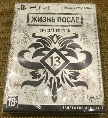 Days Gone Special Edition (PS4, 2019) English, Russian, Polish