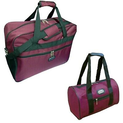 Vueling Airline Approved Cabin Hand Luggage Carry on  SET 55X40X20 & 35X20X20 CM