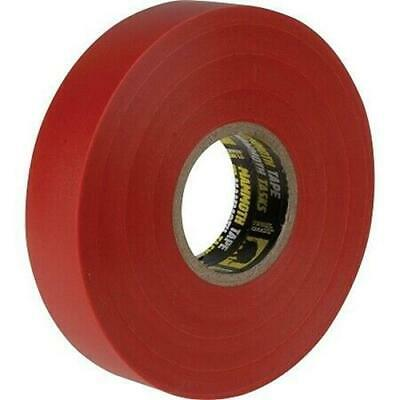 Electrical Insulation Tape 19Mm X 33Mtr Red