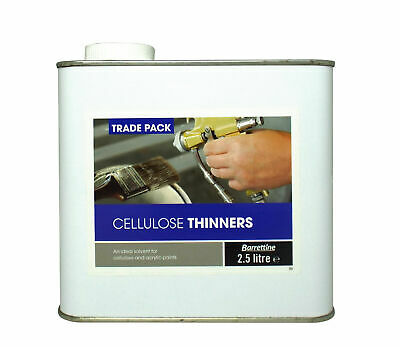 2.5L Cellulose Thinners