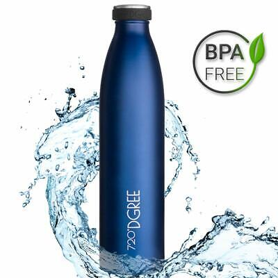 Thermos Bpa Gourde 500 Froid Boissons Sans Chaud Isotherme Eau Bouteille Ml Inox IfybgmYv76